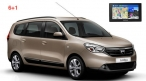 Dacia Lodgy Нова + Бесплатна Пълна Застраховка #1